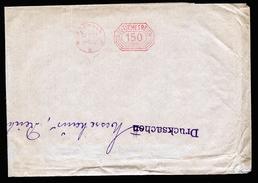 A4659) DR Infla Drucksache-Brief Pößneck 22.9.22 Postfreistempel 150 SEHR SELTEN - Deutschland