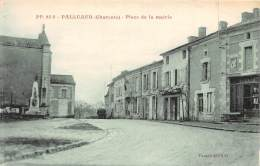 16 - CHARENTE / Palluaud - Place De La Mairie - Autres Communes