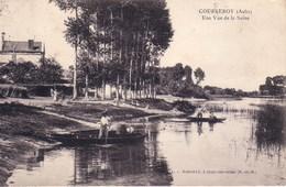 10  _  COURCEROY   _   Une  Vue  De  La  Seine  _ - France