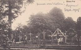 GRANDPRE - ARDENNES - (08) -  PEU COURANTE CPA DE 1915. - France