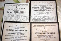 Saint-sauveur  Dergneau Famille Coppenolle - Frasnes-lez-Anvaing