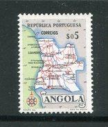 ANGOLA- Timbre Neuf Sans Charnière ** - Angola