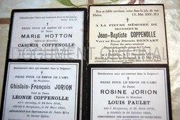 Saint-sauveur  Dergneau Famille Coppenolle Jorion  Hotton - Frasnes-lez-Anvaing