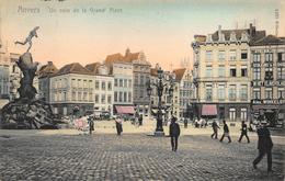 Antwerpen Anvers   Een Hoek Van De Grote Markt           X 1220 - Antwerpen