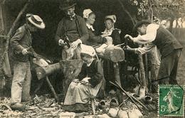 BRETAGNE(TYPE) SABOTIER - France