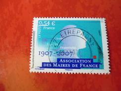 FRANCE TIMBRE OBLITERATION CHOISIE   YVERT N° 4077 - Oblitérés