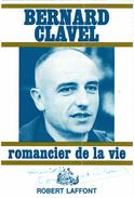 LBEL2- ENCART SIGNE BERNARD CLAVEL ADRESSE A J.J.  SERGENT - Autographes