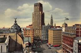 Antwerpen Anvers    Torengebouw En Meir Plaats           X 1250 - Antwerpen