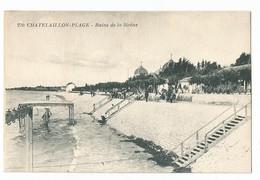 Chatelaillon Plage Bains De La Sirène - Châtelaillon-Plage