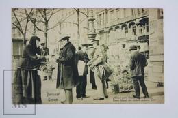 Old Postcard Germany - Berlin - Berliner Typen - Animated - Allemagne
