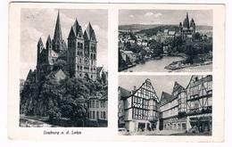 D-7515     LIMBURG A.d. LAHN : Multiview - Weilburg