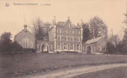 SEVISCOURT-LIBRAMONT  -  Le Château - NELS Edition F. Pinson, Libramont - Libramont-Chevigny
