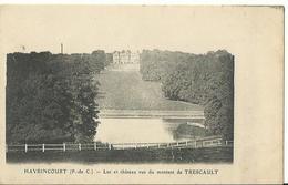 Havrincourt - Lac Et Château Vus Du Montant De Trescault - Sonstige Gemeinden
