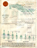 97.MARTINIQUE.RHUM DES PLANTATIONS SAINT JAMES.MARSEILLE. - Alimentaire