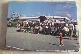 AIR FRANCE  SUPER CONSTELLATION L1049G   F BHBB   BASEL AIRPORT 1963 - 1946-....: Era Moderna