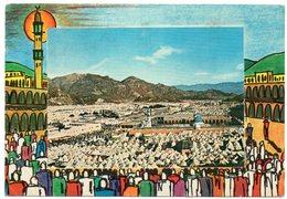 SAUDI ARABIA/ARABIE SAOUDITE - MECCA/PILGRIMS / MOSQUE