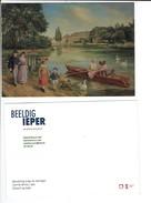 40034  Ieper - Wandeling Langs De Vestingen - Camille Brillon 1910 - Ieper