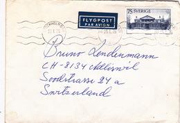 Brief 1976 In Die Schweiz (br0378) - Sweden