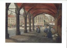 40037  Ieper - De Arcaden Van Het Nieuwerck - Leonard De Selliers De Moranville 1914 - Ieper