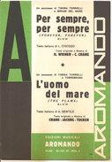 PER SEMPRE, PER SEMPRE - L'UOMO DEL MARE  Crane Tucker Jacobs  Armando Romeo - Musica Popolare