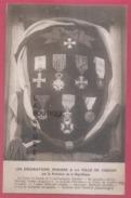55 - VERDUN--Les Décorations Remises A La Ville Par Le Président De La République - Patriotic
