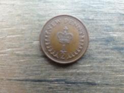 Grande-bretagne  1/2  New Penny  1980  Km 914 - 1971-… : Monnaies Décimales