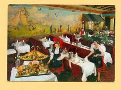 """CPM FRANCE 75  ~  PARIS  ~  """" Chez Hansi """" Grande Brasserie Alsacienne  ( Yvon 1976 )  Animée - District 06"""