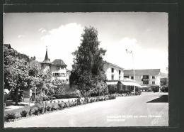 AK Schmerikon, Partie Am Bahnhofplatz - SG St. Gallen