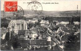 10 BAR SUR SEINE - Vue Générale Coté Nord. - Bar-sur-Seine