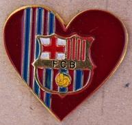 FC BARCELONE - BARCELONA - FOOTBAL CLUB - ESPAGNE - CATALOGNE - COEUR -      (16) - Football