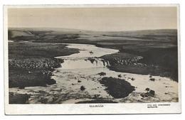 Early Photograph Postcard, Ellidaar, Hot Springs, Iceland Reykjavik, By Sigfus Eymundsson. - Iceland