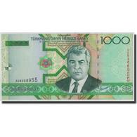 Turkmanistan, 1000 Manat, 2005, KM:20, NEUF - Turkménistan