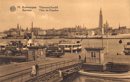 Antwerpen Anvers    Vlaams Hoofd     Téte-de-Flandres      X 1309 - Antwerpen