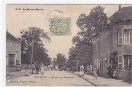 Haute-Marne - Bologne - Entrée Par Chaumont - Autres Communes