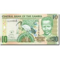 The Gambia, 10 Dalasis, 2006, KM:26, 2006, NEUF - Gambie