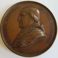 M05228 CARDINAL ARCHEVEQUE STERCKX - KARDIN AARTSB ENGELB STERCKX - 1792 - 1867 (110g) Geboren Te Ophem.... Au Revers - Royaux / De Noblesse