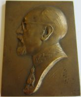 M05233 JULES HANSEZ -PRESIDENT DE LA COMMISION DE LA CIRCULATION ET DES DOUANES 1902 - 1940 - Son Buste (162g) - Professionals / Firms