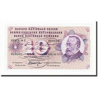 Suisse, 10 Franken, 1955-77, KM:45t, 1974-02-07, NEUF - Suiza