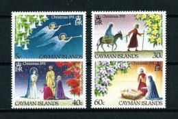Islas Caimán  Nº Yvert  674/7  En Nuevo - Caimán (Islas)