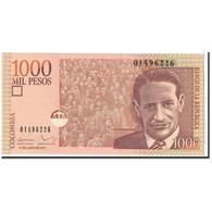 Colombie, 1000 Pesos, 2011, 2011-06-11, KM:456o, NEUF - Colombie