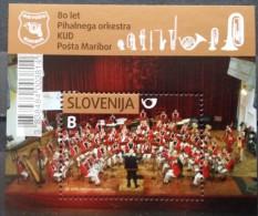 Slovenia, 2011, Mi: Block 54 (MNH) - Slovenia