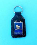 MARCONI RADAR ( Radio Detection And Ranging ) - Vintage Enamel Keychain *  Key-ring Porte-clés Schlüsselring Key-chain - Unclassified