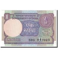 India, 1 Rupee, 1990, KM:78Ae, SPL - Inde