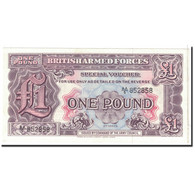 Grande-Bretagne, 1 Pound, 1948, KM:M22a, SPL - Military Issues