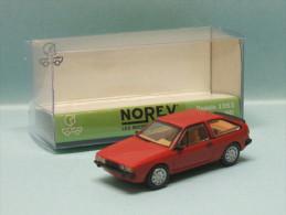 Norev - VOLKSWAGEN VW SCIROCCO II Rouge Neuf NBO HO 1/87 - Véhicules Routiers