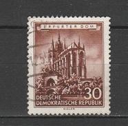 DDR  Us   1955    MI  495   -   Annullo Originale  -  Vedi  Foto ! - [6] République Démocratique