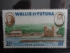 1955-1960 P.A.  - Y&T N° 16 ** - VUS DE MATA UTU - Wallis Und Futuna