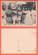 Africa Orientale Nozze Indigene - Costumi