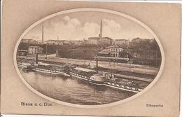 Allemagne : RIESA  Elbepartie    Réf 2840 - Riesa