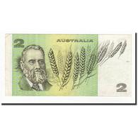Australie, 2 Dollars, 1974-85, KM:43d, 1983, TTB - 1974-94 Australia Reserve Bank (paper Notes)
